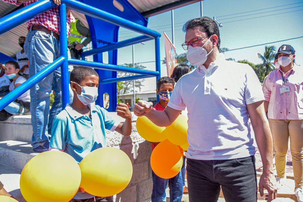 Cambia y Muévete por la Vida inició con 19 monitores en 18 municipios del Magdalena